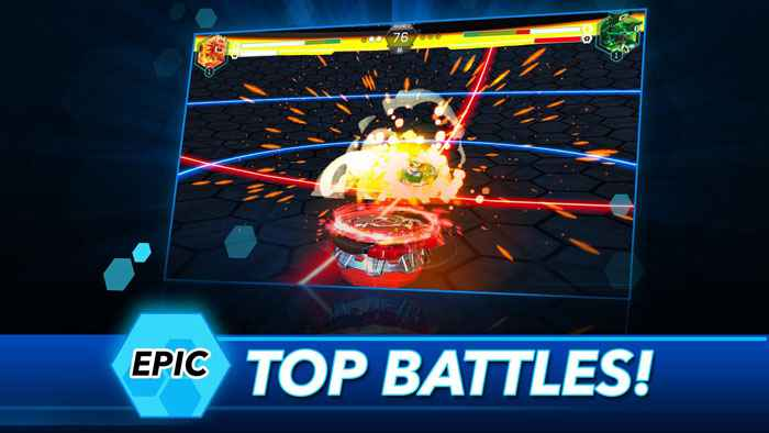 Download BEYBLADE BURST app 9.2 MOD APK