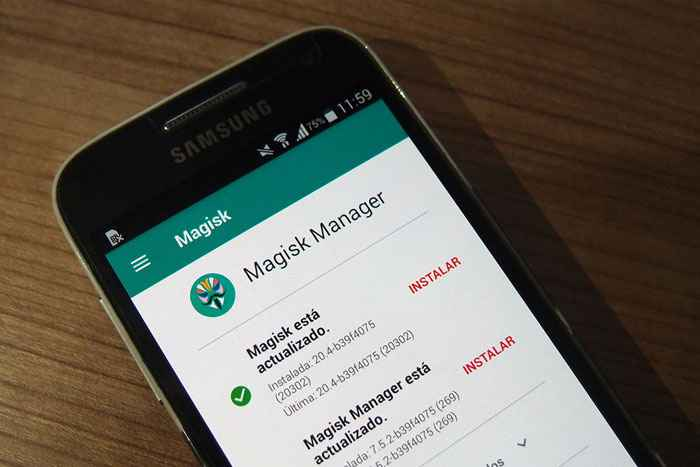 Download Magisk Manager 8.0.7 MOD APK (Systemless Rooting System)