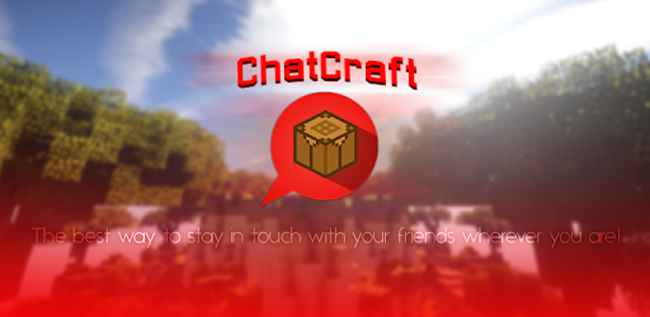 ChatCraft for Minecraft 1.11.73 download free