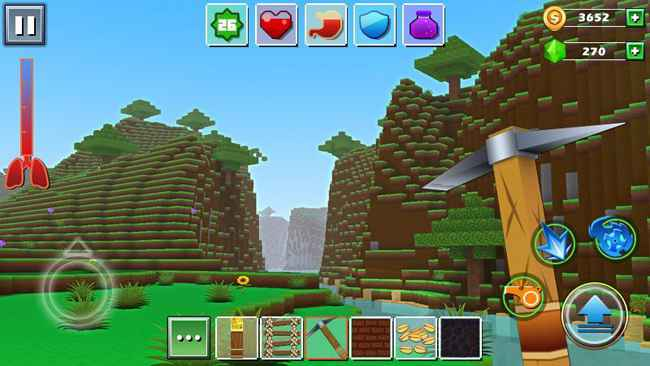 Exploration Lite Craft free download for android