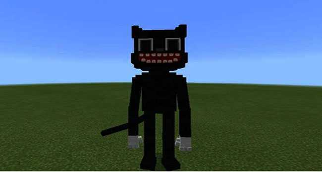 Mod Cartoon Cat for Minecraft download for minecaft
