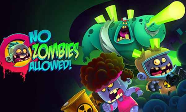 No Zombies Allowed download free apk