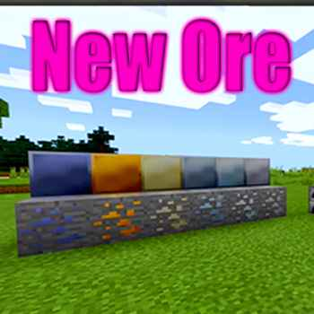 Ore Mod for Minecraft PE 2.61 APK for Android