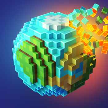PlanetCraft Block Craft Games 4.15.1 APK for Android