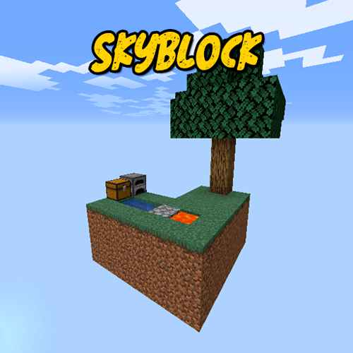 Skyblock for Minecraft release: 10 APK for Android